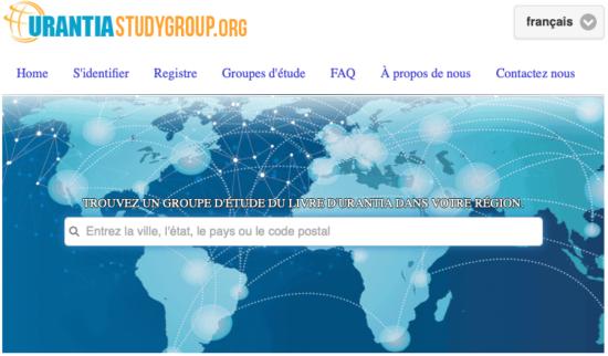 Portail et annuaire des groupes d'étude